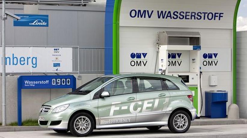 Elektromobilität: Je größer, desto Brennstoffzelle