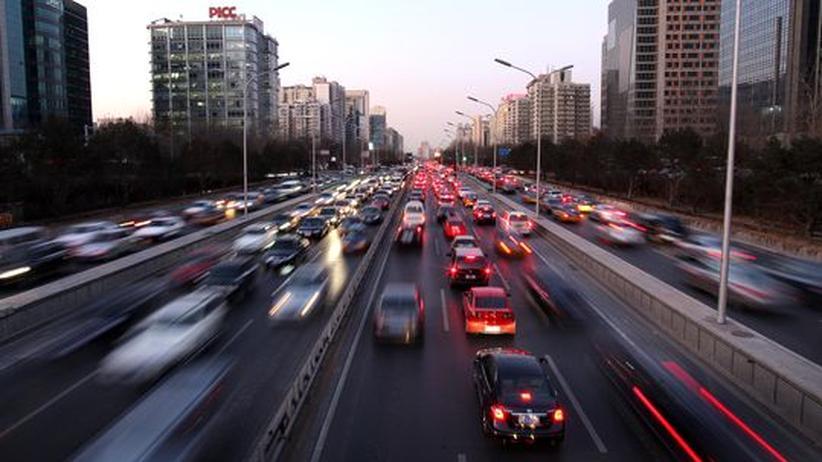 Verkehr in Peking: Wo der Parkplatz mehr kostet als das Auto