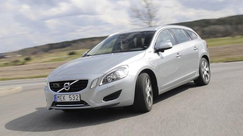 Alternativer Antrieb: Volvos teures Plug-in-Vergnügen