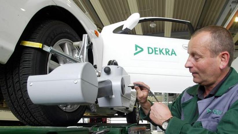 Fahrzeugsicherheit: EU will Autos jedes Jahr zum TÜV schicken