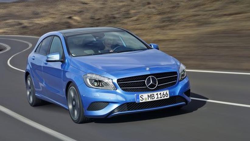 Mercedes A-Klasse: Sportlichkeit zum stolzen Preis
