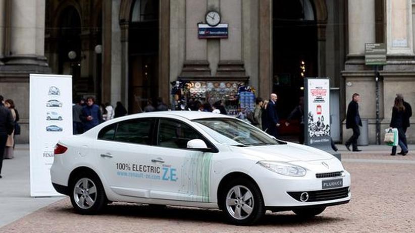Elektromobilität: Französische Autohersteller im Elektro-Fieber