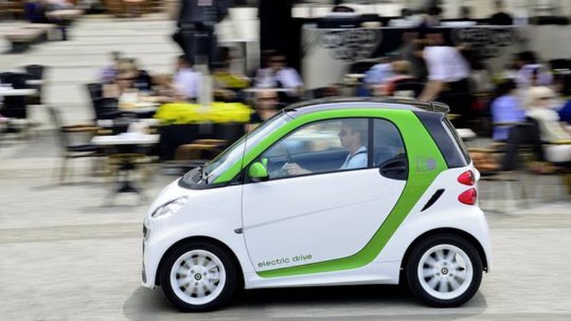 Elektroauto: Der Smart erreicht seine Bestimmung