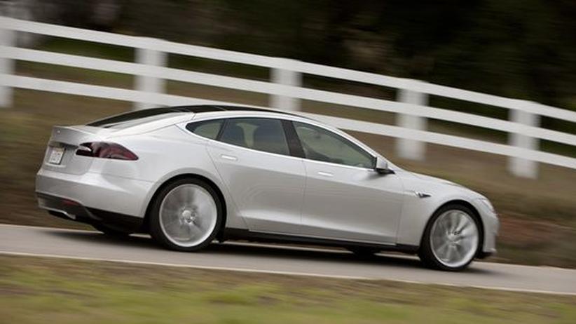 Elektrofahrzeug: Tesla liefert ein Auto ohne Konkurrenz
