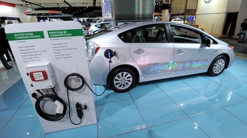 Elektroautos: BMW wird japanischer