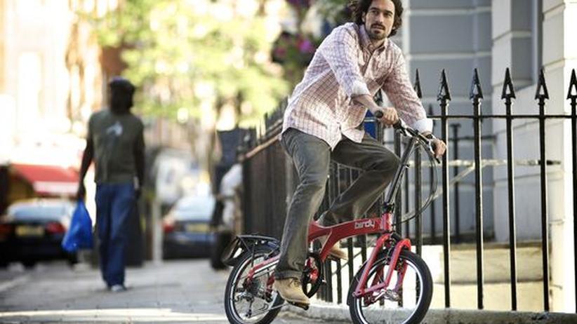 Falträder: Falt and Ride statt Park and Ride