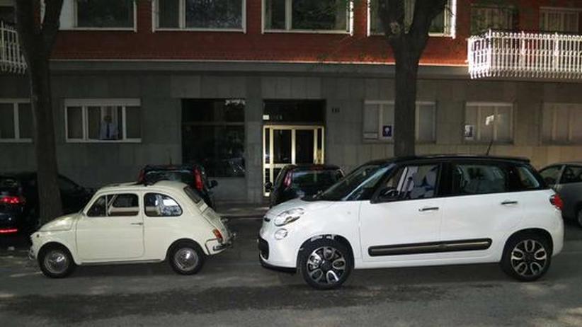 Fiat 500L: Der Cinquecento streckt sich