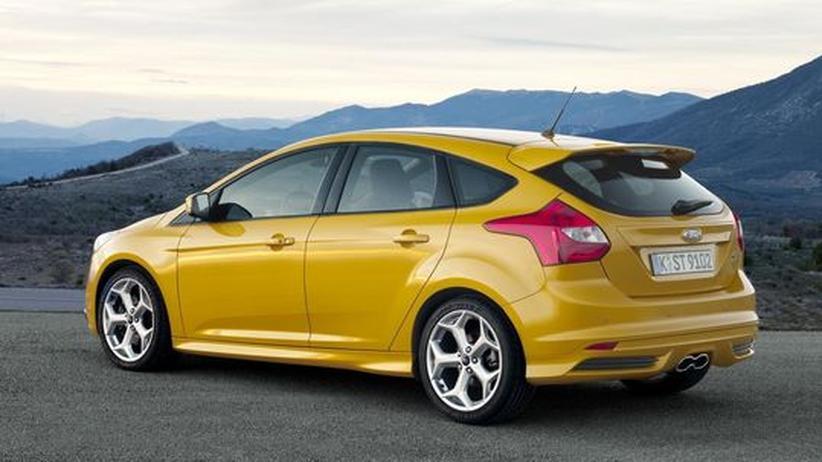 Focus ST: Fords GTI-Alternative