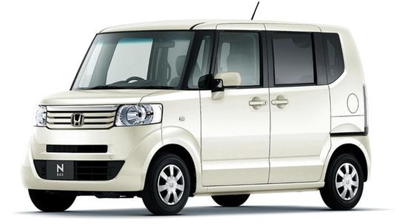 Honda N-Box: Japanischer Meister des Raums