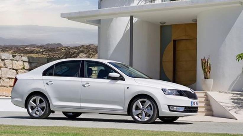 Skoda Rapid: Familienauto zum Kleinwagenpreis