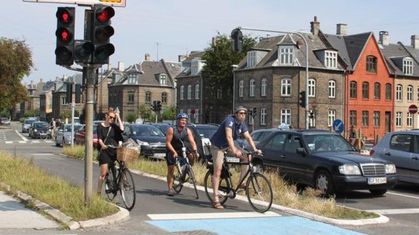 Straßenverkehr: Fahrradautobahnen für Pendler