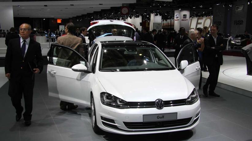 Autoindustrie: Deutsche Autobauer machen Pariser Salon zu ihrer Messe