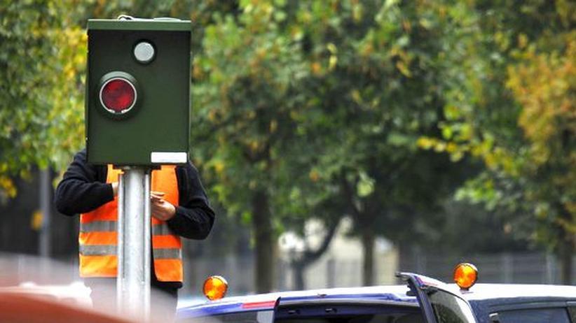 Warnverbot: Blitzer in Köln