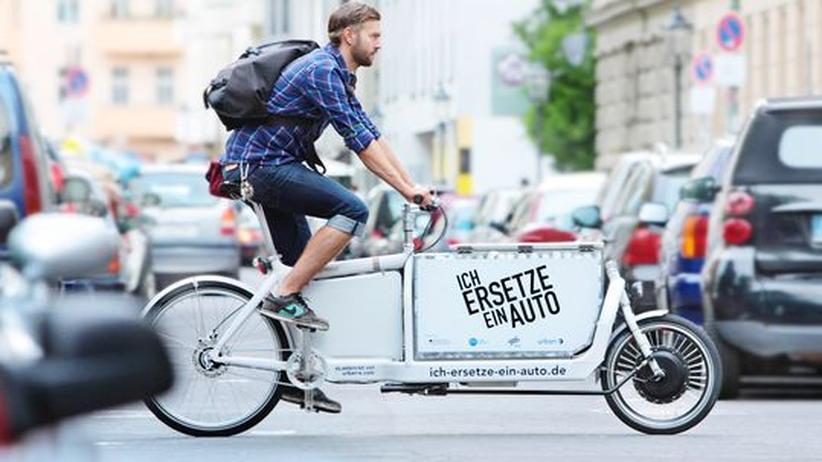 Mobilität: Lastenfahrräder, die besseren Minis