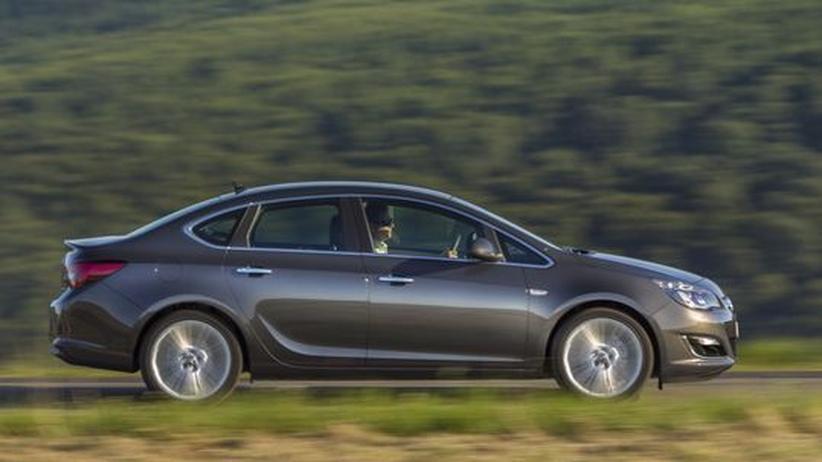 Opel Astra: Eine Stufe weiter