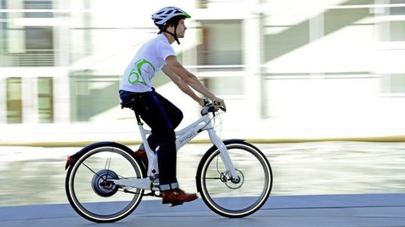 Smart E-Bike: Von A nach B