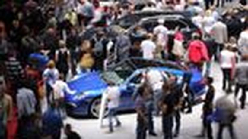 Autoindustrie: Schwerere Zeiten für deutsche Autohersteller