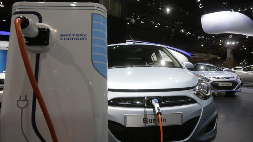 Elektromobilität: Der Verbrennungsmotor hat noch lange Zukunft