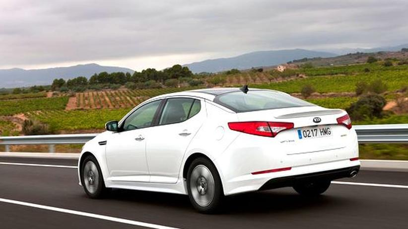 Alternativer Antrieb: Kias erster Hybrid überzeugt