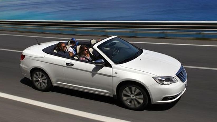 Lancia Flavia: Zu laut zum Cruisen