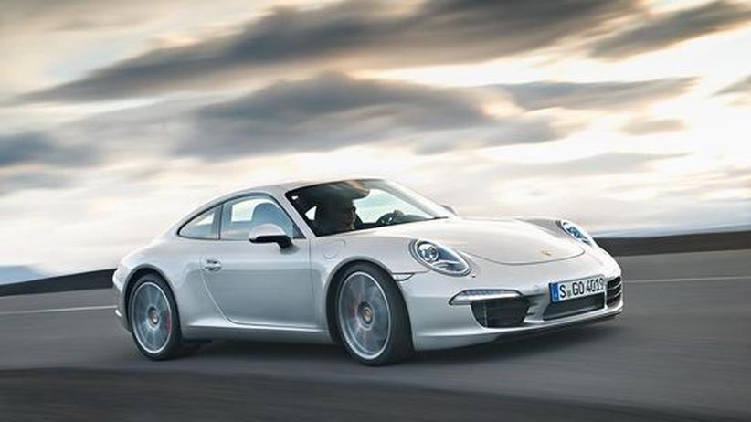 Porsche 911 Carrera S: Von A nach B