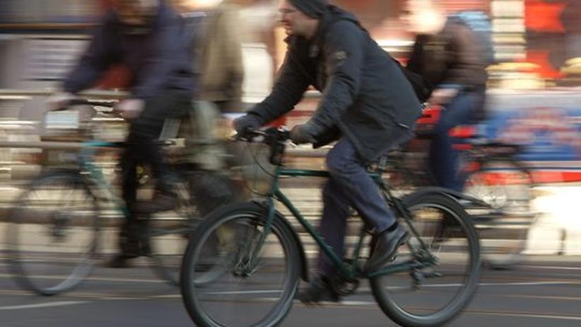 Mobilität: Fahrrad statt Dienstwagen