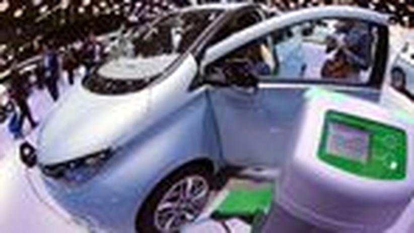 Elektromobilität: Die heutigen Autos müssen effizienter werden