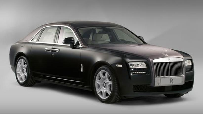 rolls royce ghost von a nach b zeit online. Black Bedroom Furniture Sets. Home Design Ideas