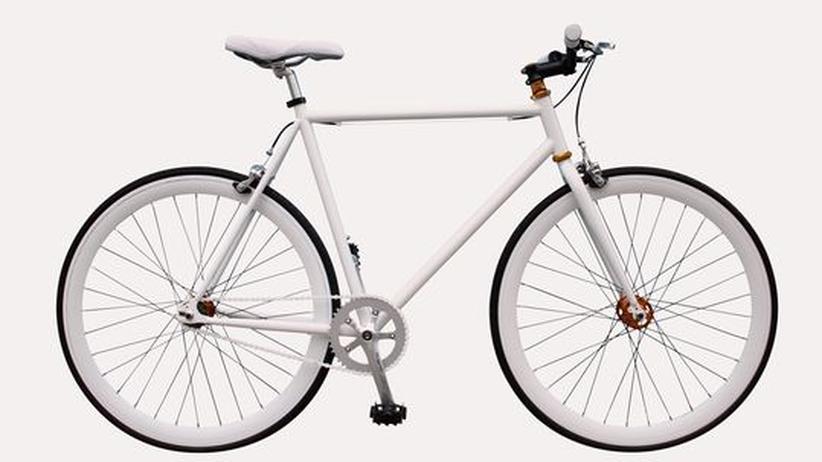 Fahrradtest: Von A nach B