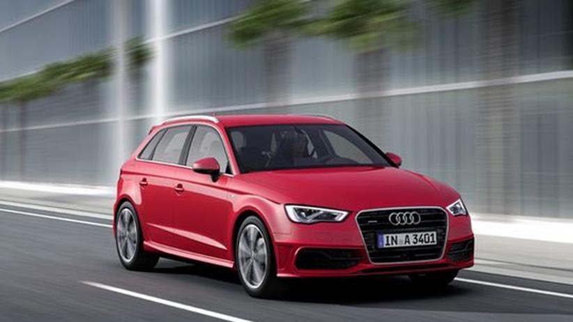 Sportback: Audi zieht den A3 lang