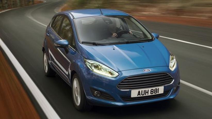 Ford: Der Fiesta setzt neue Spritspar-Maßstäbe