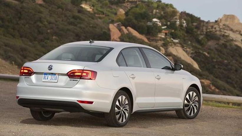 Hybrid-Antrieb: VW verpasst dem Jetta einen Doppelantrieb