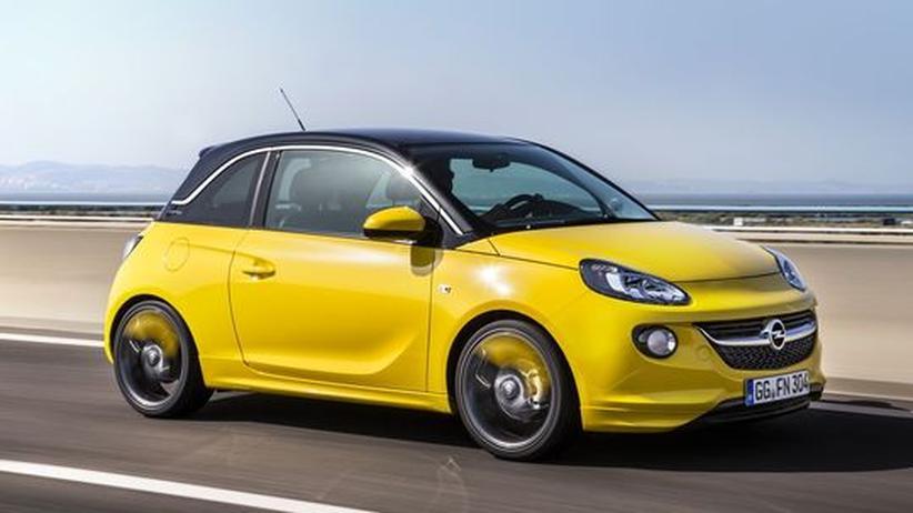 Opel Adam: Opel versucht es mit Lifestyle