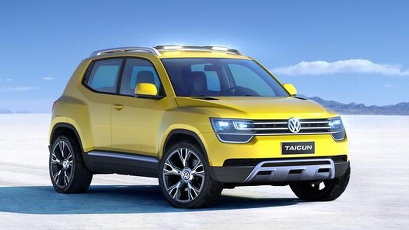 Automarkt: Imagewechsel macht SUV erfolgreich