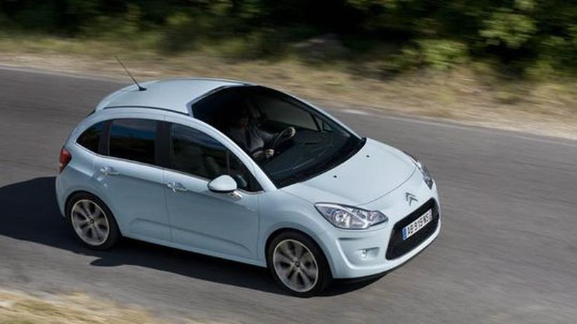 Citroën: Der C3 überzeugt auch mit drei Brennkammern