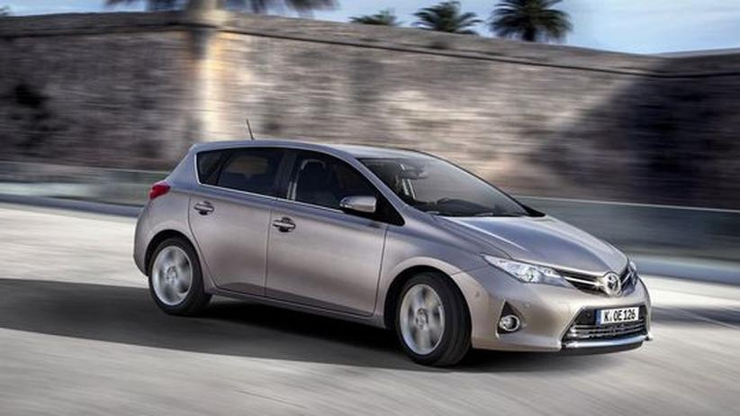 Toyota: Der Auris streift die Langeweile ab