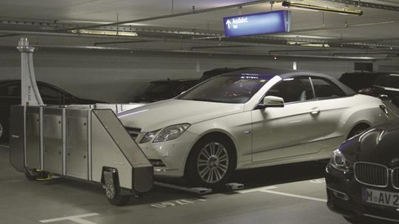 Einparken: Schluss mit der nervigen Parkplatzsuche