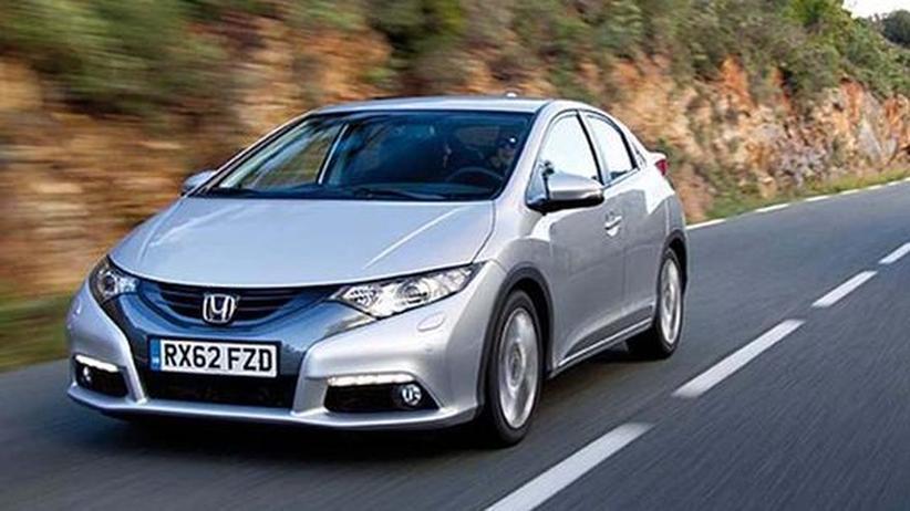 Civic: Honda schrumpft den Diesel