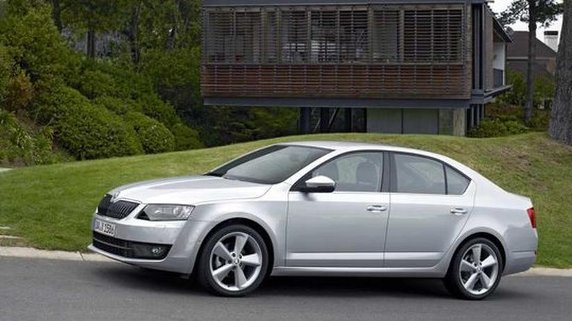 Škoda Octavia: Billiger als der Golf und fast eine Passat-Alternative