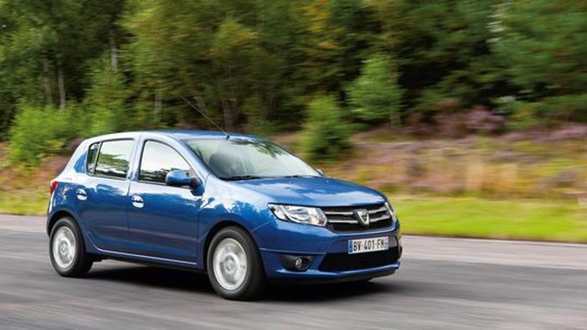 Dacia Sandero: Einfach nur Auto fahren