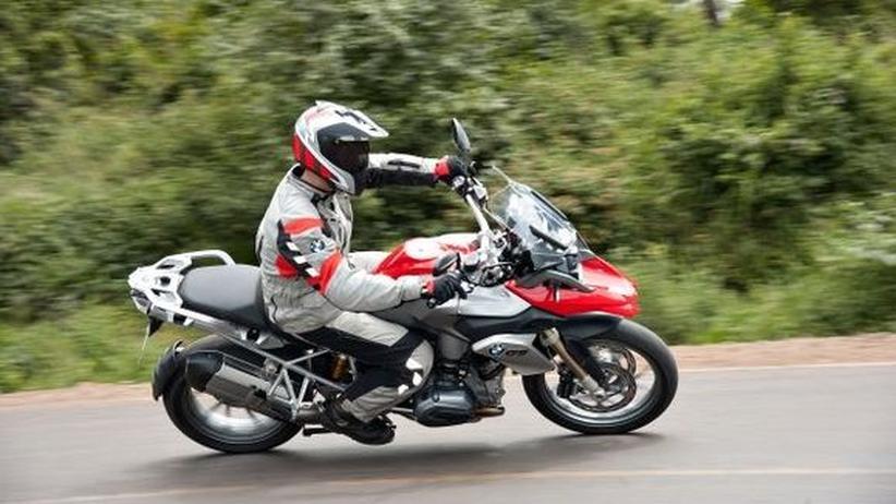 BMW-Reisemotorrad: Der Schnabel bleibt, die Ölkühlung geht