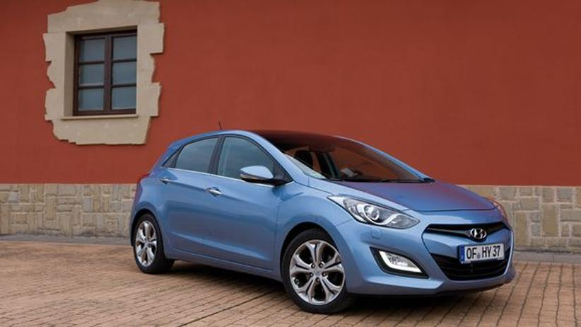 Hyundai i30: Hyundai trifft den europäischen Geschmack