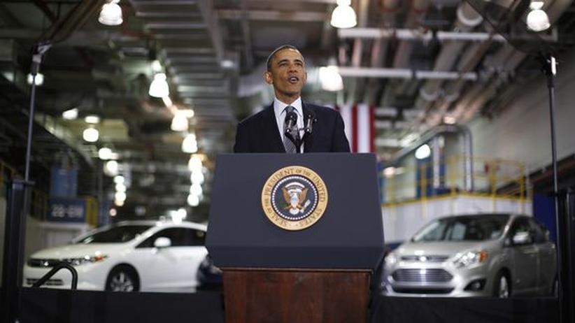 Forschungsförderung: Obama will Milliarden für umweltfreundliche Autos ausgeben