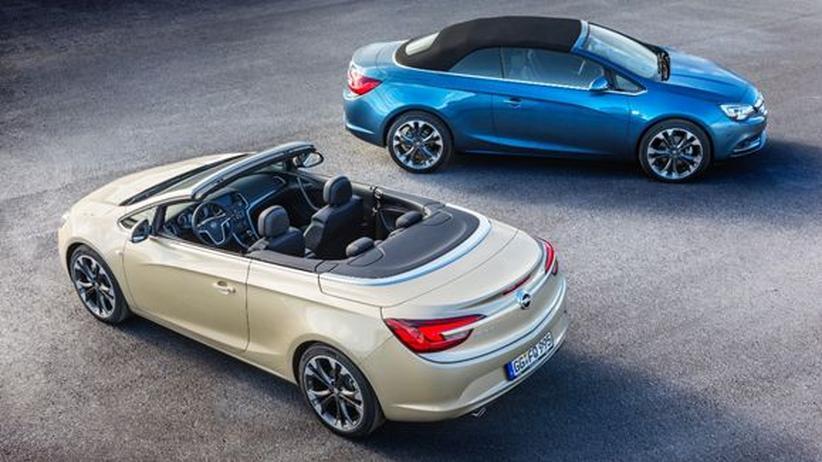 Cascada: Opels elegante Rückkehr ins Cabrio-Geschäft