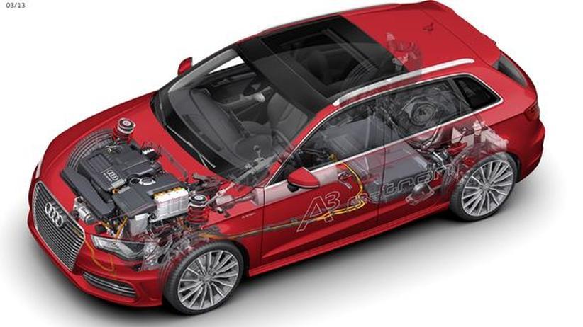 Elektromobilität: Mogelpackung Plug-in-Hybrid
