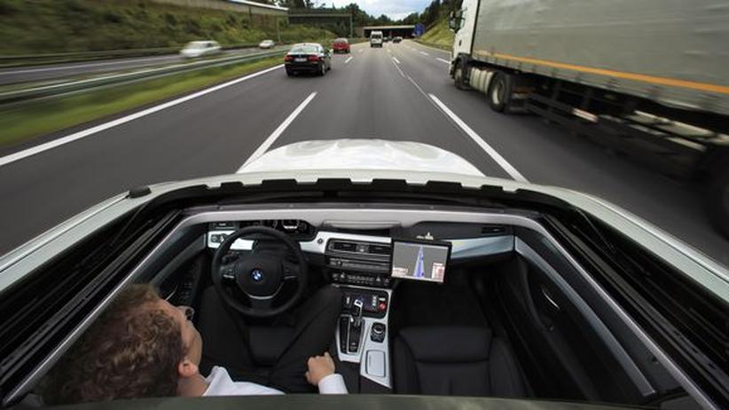 Führerlose Autos: Fahr mich in die Zukunft!