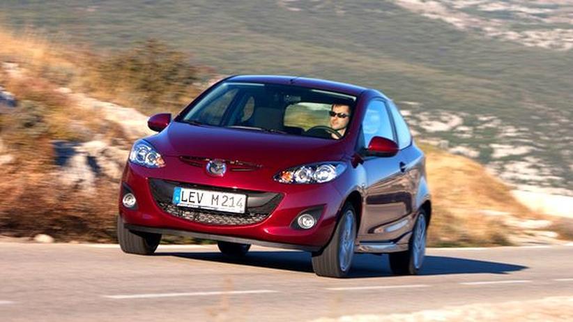 Mazda2: Auch gebraucht ein zuverlässiges Stadtmobil