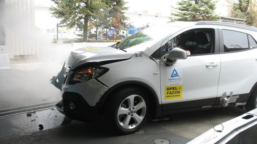 Kältemittel-Streit: Kein Feuer im Opel Mokka