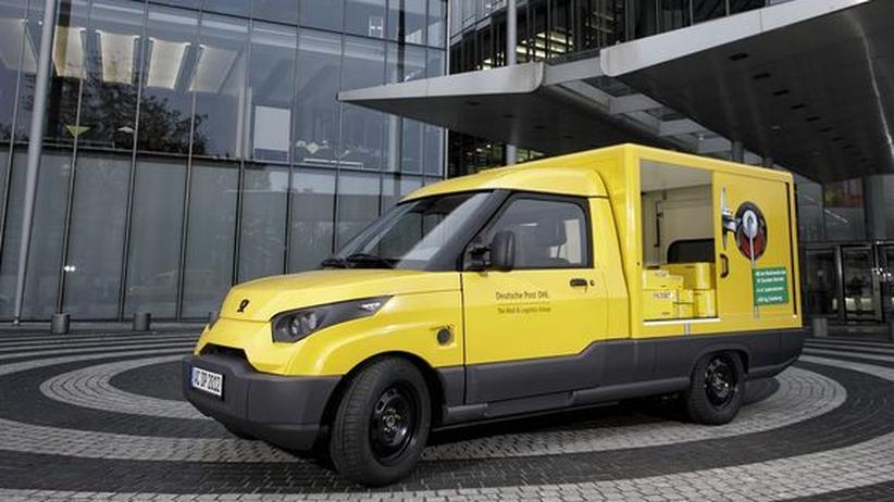 Elektromobilität: Die Post kommt elektrisch
