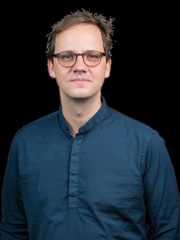 Christian Bangel ist Politischer Autor bei ZEIT ONLINE.